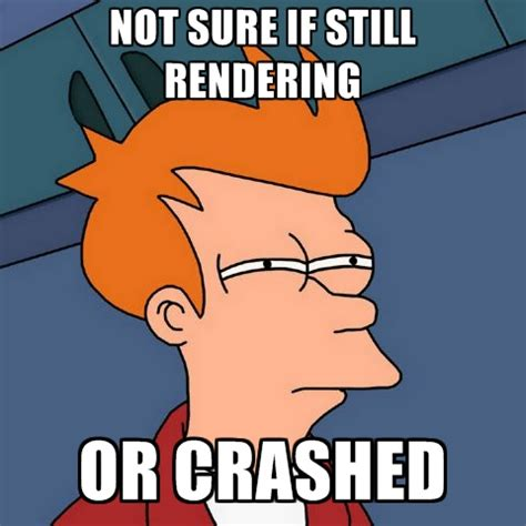 Render Memes - cosmic castaways fun with blender by annie wilson projected science