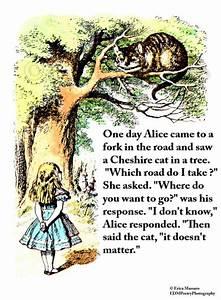Cheshire Cat From Alice In Wonderland Quotes. QuotesGram