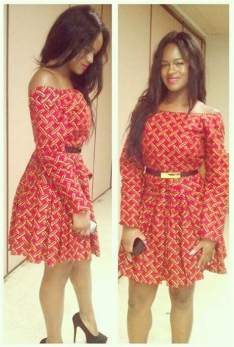 african dresses ankara short gown style african fashion
