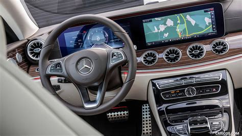 In combination with the standard exterior and interior specification, it comprises a chrome louvre below the front bumper, a badge on the front. 2018 Mercedes-Benz E400 Coupe 4MATIC - Interior | HD Wallpaper #216