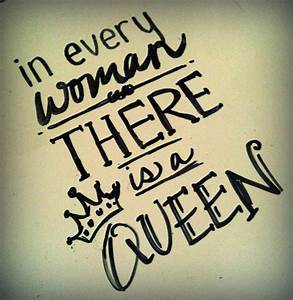Queen Crown Quo... Queen And Crown Quotes