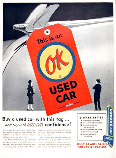 used car ads chevrolet ads cartype