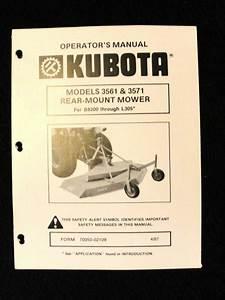 Kubota B8200 L235 L245 L275 L295 L305 L345 L2250 L2550