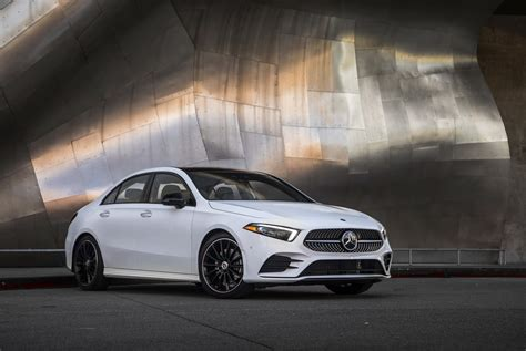 mercedes benz showcases   class sedan   market