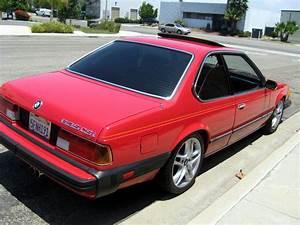 1987 Bmw 635csi Coupe  1987 Bmw 635csi Coupe