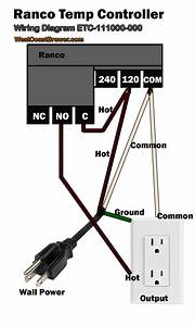 Ranco Temperature Controller Wiring Diagram Collection