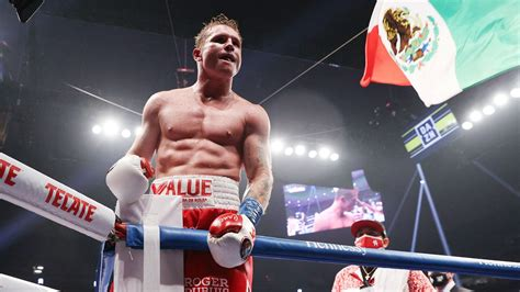 """Maybe you would like to learn more about one of these? Canelo Alvarez and Billy Joe Saunders are going to put the """"super"""" in super middleweight this ..."""