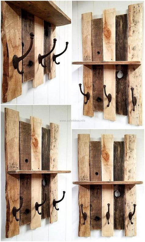 Shelving Projects by Best 25 Pallet Shelves Ideas On Pallet