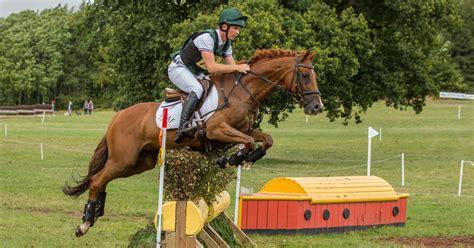 riders event horse trials bicton international
