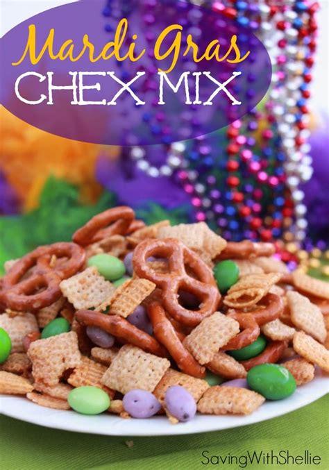 Mardi Gras Easy Snacks