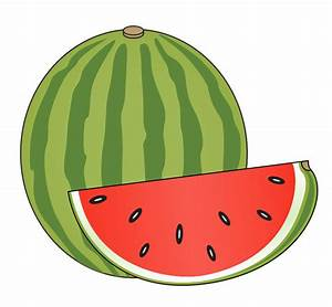 Watermelon clipart watermelonclipart fruit clip art photo ...