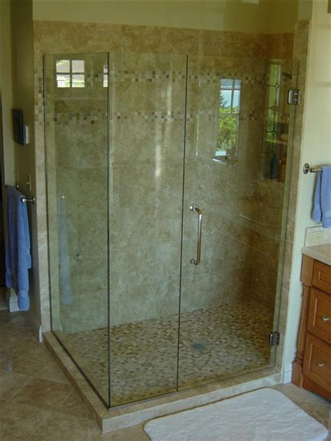Glass Shower Enclosure by 187 Shower Doors