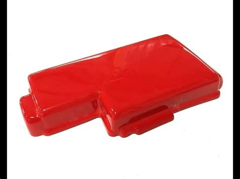 Ford Mustang Painted Fuse Box Cover Youtube