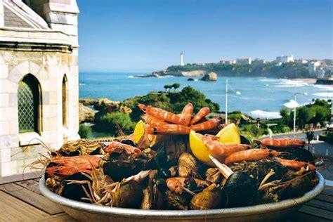 cuisines biarritz restaurant gastronomique à biarritz réservez au café de la