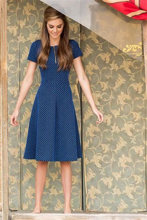 modest dresses casual ideas