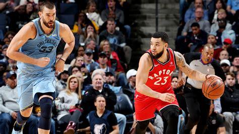 La noche NBA: los Raptors resisten al mejor Marc Gasol y ...