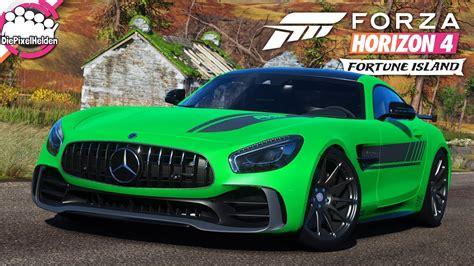 Forza horizon 4 game guide. FORZA HORIZON 4 Fortune Island #4 - Piratenkönig AMG GT R ...
