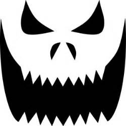 Halloween Faces For Pumpkins by Scary Pumpkin Images Clipart Best