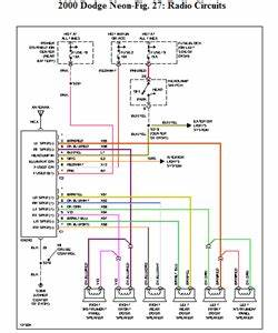 1998 Dodge Neon Sdometer Wiring Diagram Dodge Auto Parts