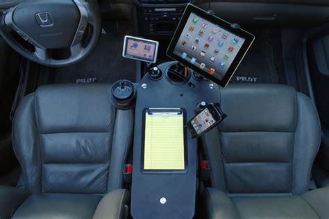 Vehicle Organizer Car Table Electronics Holder