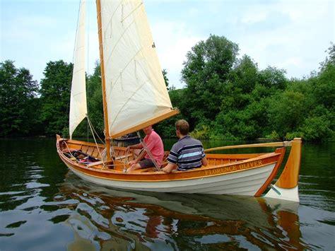 Oliver Dinghy Boat florence oliver at beale park