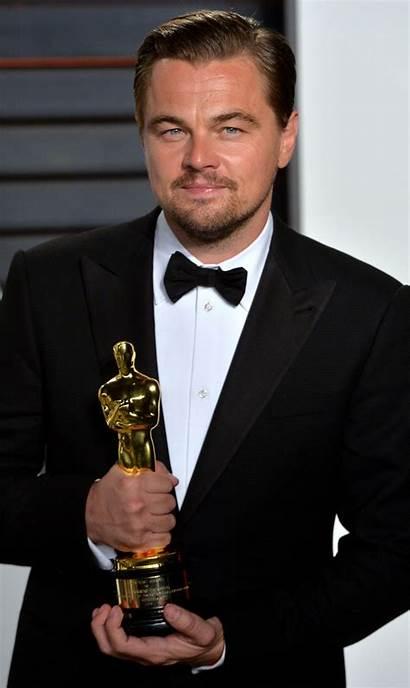 Dicaprio Leonardo Oscar Leo Oscars Statuette Actor