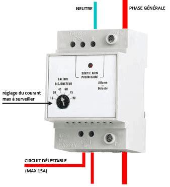 delesteur trois circuits schema de branchement pictures