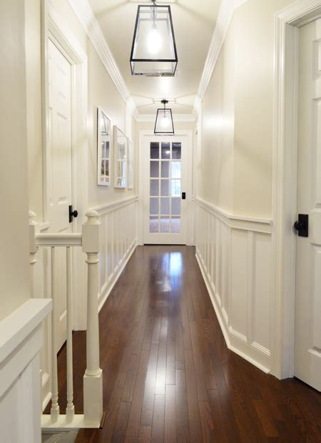decking  halls  fancy molding young house love