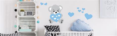 stickers nounours pour chambre b stickers nounours chambre bebe maison design bahbe com