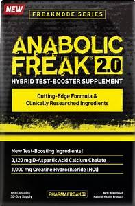 Pharmafreak Anabolic Freak 2 0 Product Review