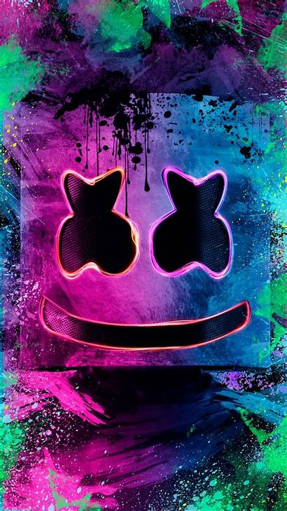 Marshmello Dj Iphone Dope Parede Wallpapers Papel