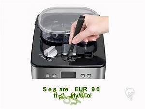 Kaffeevollautomat Mit Mahlwerk : unold kaffeevollautomat kaffeeautomat mit mahlwerk youtube ~ Eleganceandgraceweddings.com Haus und Dekorationen