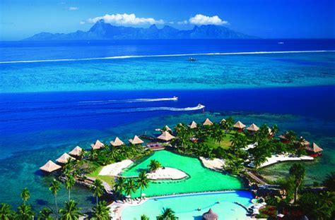 Intercontinental Tahiti Resort  Overwater Bungalows