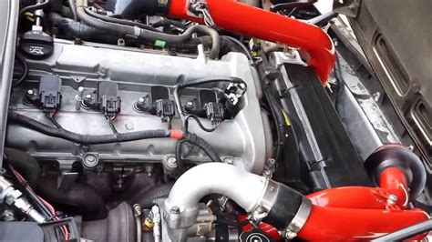 Pontiac Solstice Saturn Sky Lnf Hybrid Turbo Kit
