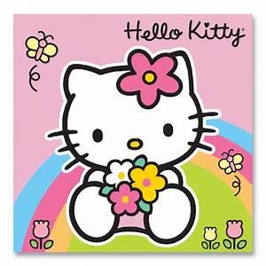 Hello Kitty Rainbow Birthday Card - Party Ark
