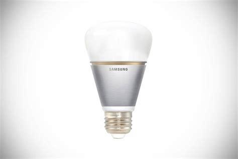 samsung led smart bulb mikeshouts