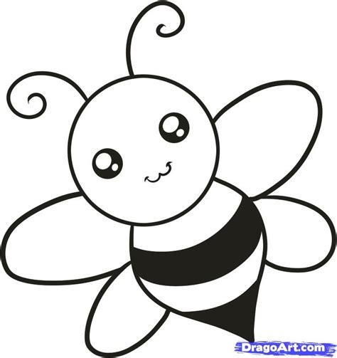 draw  bee  kids step  step animals  kids