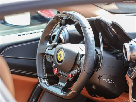 The values of fuel consumptions and co2 emissions shown were determined according to the european regulation (ec) 715/2007 in the version applicable at the time of type approval. Ferrari GTC4 Lusso T (2017) - picture 24 of 34 - 1280x960