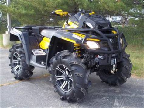 can am renegade 800 2011 can am outlander 800 xmr for sale used atv classifieds