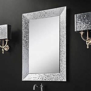Mirroir Salle De Bain : miroir miroir simple ~ Dode.kayakingforconservation.com Idées de Décoration