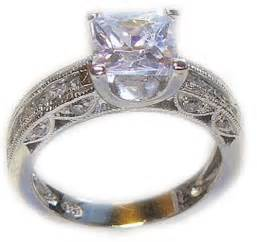 inexpensive wedding rings victorian style wedding With wedding rings victorian