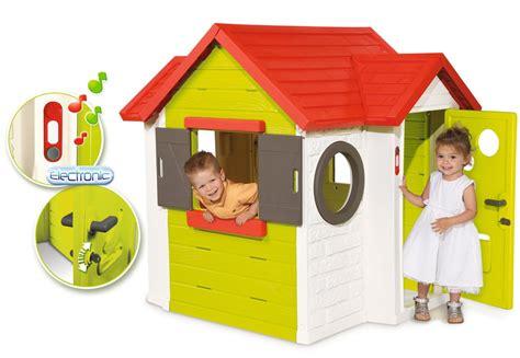 housse mini enfant une mini maison pour enfants la smoby my house cabane enfant net