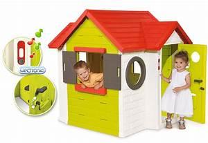 Cabane Exterieur Enfant : cabane enfant plastique exterieur ~ Melissatoandfro.com Idées de Décoration