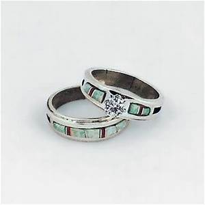 63 best images about native american wedding rings on With native american wedding ring sets