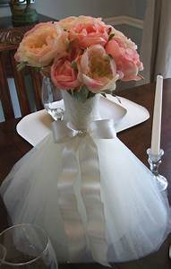 Wedding table centerpiece bridal shower wedding centerpiece for Wedding shower centerpieces for tables