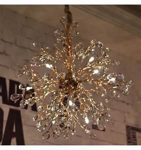 Kronleuchter Mit Kristallen : kristall vergoldeter kronleuchter kaufen sie kristalllampen eve ~ Markanthonyermac.com Haus und Dekorationen
