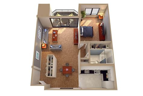 One Bedroom Apartments Wi by Ambassador Apartments Floor Plans Columbia Plaza