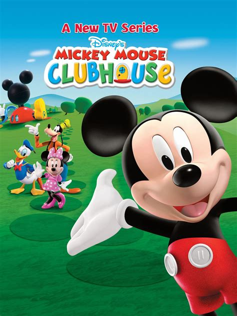 Mickey Mouse Clubhouse Tv Show News, Videos, Full