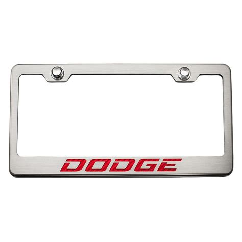 Acc®  License Plate Frame