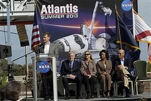 Construction Begins on Space Shuttle Atlantis Exhibit at ...